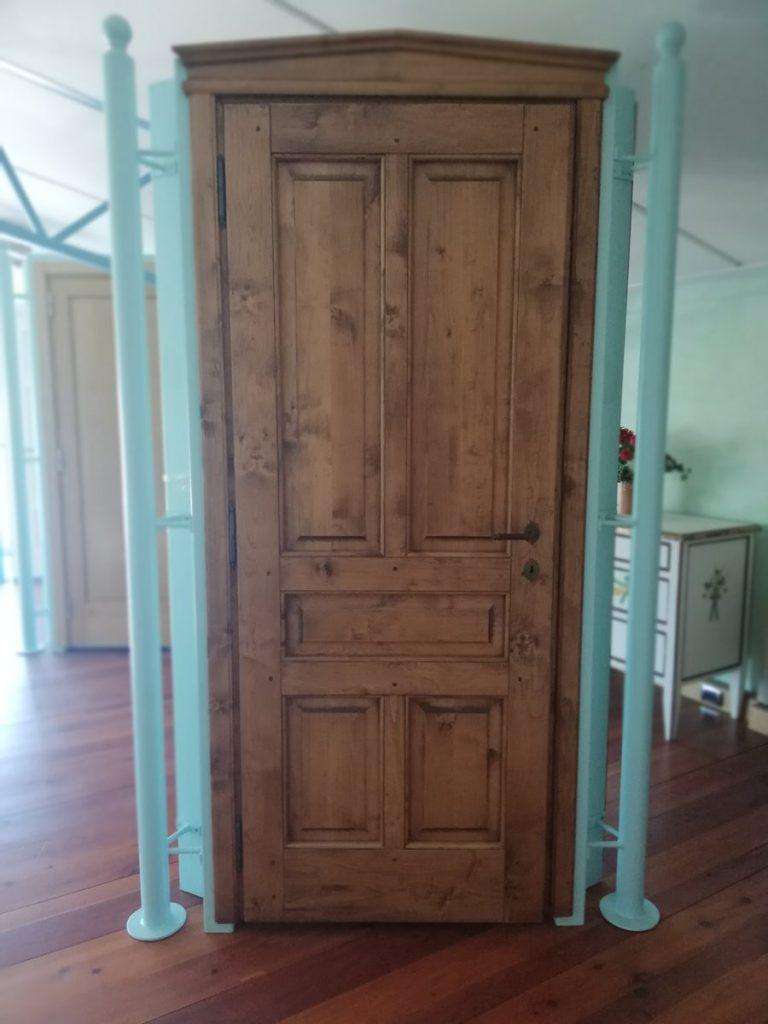 Porte da interno in legno Roma