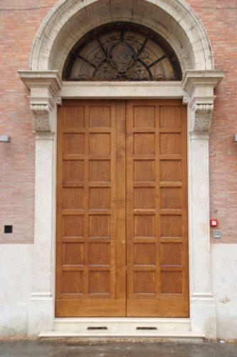 Portoni in legno d esterno Roma (1)